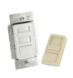 illumatech slide dimmer for 150 watt dimmable led cfl 600 watt incandescent halogen white w color change kit included [ 1000 x 1000 Pixel ]
