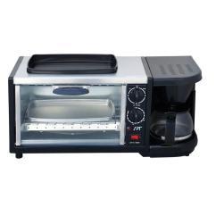 3 In 1 Kitchen Planning Guide Spt Stainless Steel Breakfast Center Toaster Oven Bm 1118