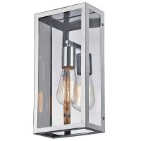 Decor Living Maxime 1-Light Chrome Wall Sconce-2505WL-015 ...