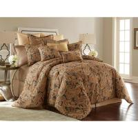 Austin Horn Collection Venetian Multi-color Paisley 4 ...