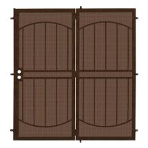Metal Security Doors Home Depot