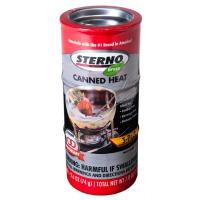 Sterno CandleLamp 2.6 oz. 45-Minute Cooking Fuel, 3-Pack ...