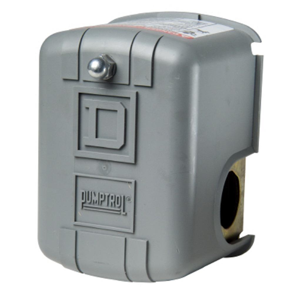 medium resolution of square d 30 50 psi pumptrol well pump water pressure switch