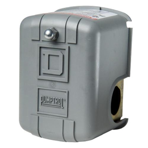 small resolution of square d 30 50 psi pumptrol well pump water pressure switch