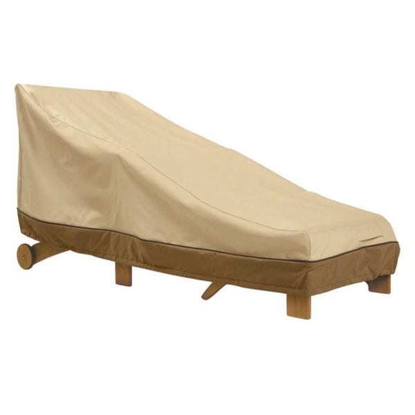 Classic Accessories Veranda 78 In. Patio Day Chaise Cover-71972 - Home Depot