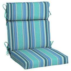 High Back Wicker Chair Cushions Lounge With Umbrella Teal Purple Green Blue Outdoor Patio Furniture 21 5 X 20 Sunbrella Dolce Oasis Dining Cushion