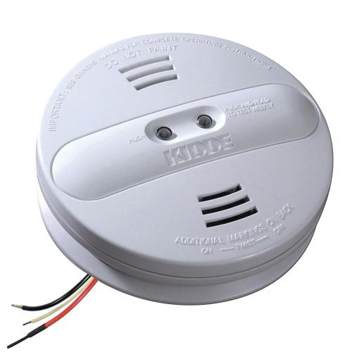 small resolution of kidde hardwire smoke detector with 9v battery backup and ionization photoelectric dual sensors