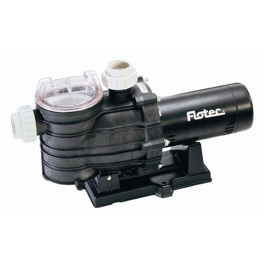 medium resolution of flotec 1 5 hp high performance in ground pool pump