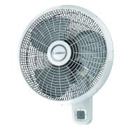 Lasko 16 in. 3-Speed Oscillating Wall Mount Fan with ...