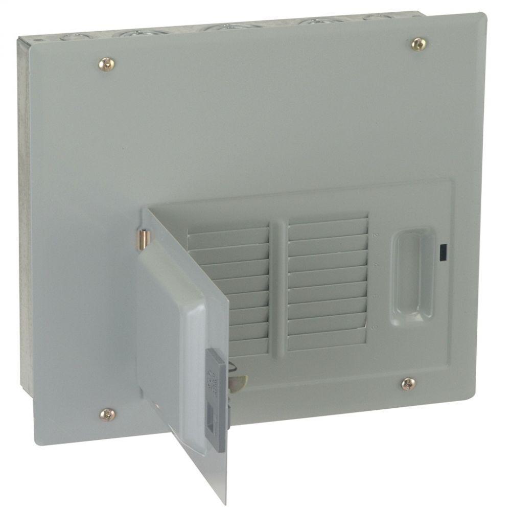 medium resolution of powermark gold 125 amp 8 space 16 circuit indoor main lug circuit breaker panel