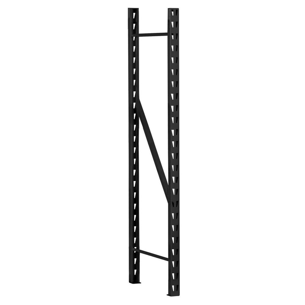 Edsal 72 in. H x 48 in. W x 24 in. D 5-Shelf Steel