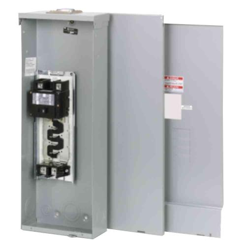 small resolution of eaton br 200 amp 4 space 8 circuit outdoor main breaker loadcenter with cover