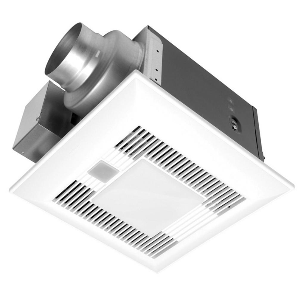 panasonic deluxe 80 cfm humidity and motion sensor ceiling