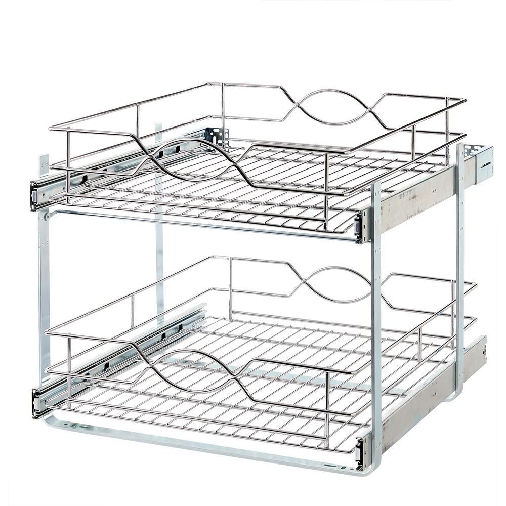 Rev-A-Shelf 19 in. H x 14.75 in. W x 22 in. D Base Cabinet