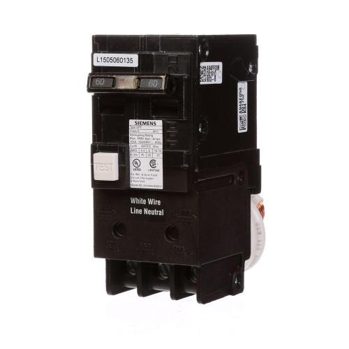 small resolution of siemens 60 amp double pole type qpf gfci circuit breaker
