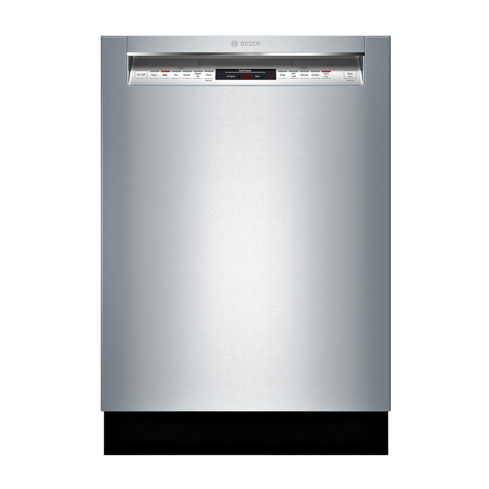 medium resolution of 800 series front control tall tub dishwasher in stainless steel w stainless steel tub and easyglide rack system 42dba