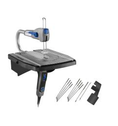 moto saw 0 6 amp corded scroll saw for plastic laminates and metal [ 1000 x 1000 Pixel ]