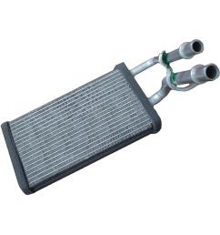 hvac heater core [ 1000 x 1000 Pixel ]