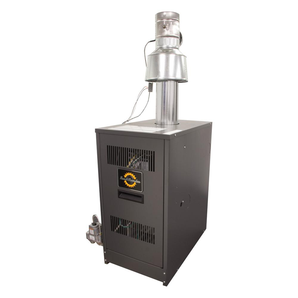 Rand & Reardon RRG Series 84% AFUE Gas Water Boiler with
