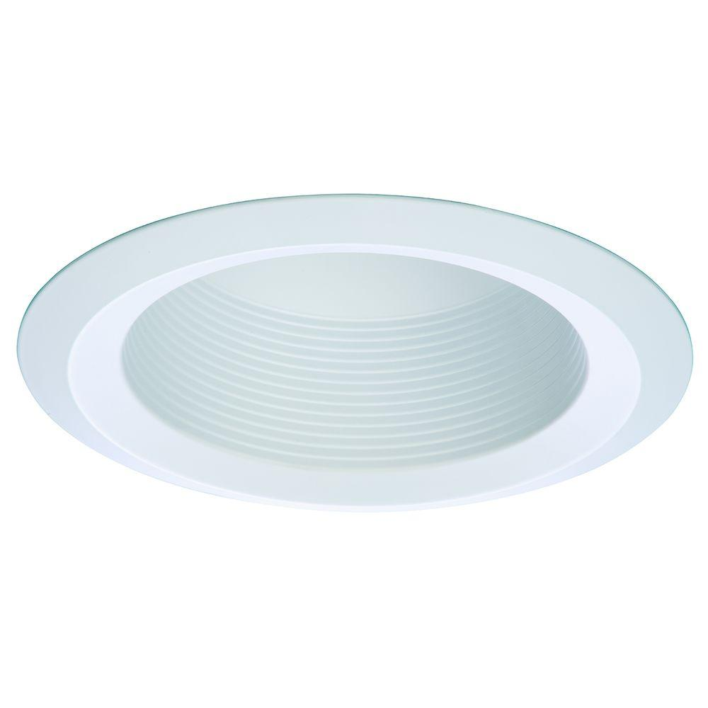Halo E26 Series 6 in. White Recessed Ceiling Light Full