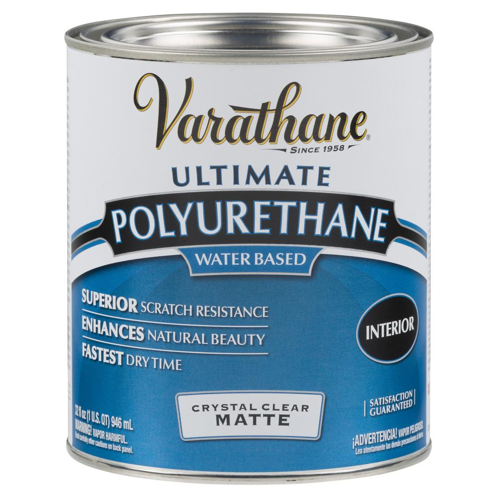 Water Based Lacquer Vs Polyurethane