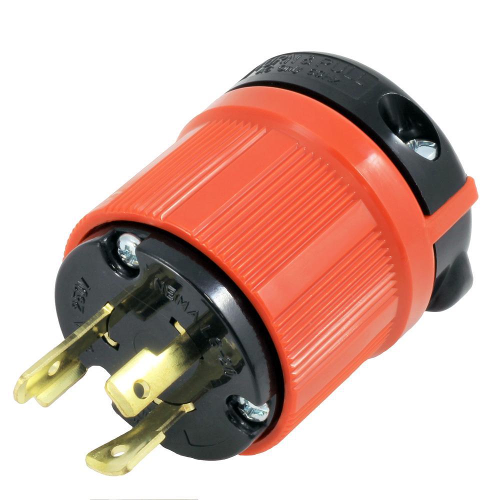 medium resolution of ac works ac connectors nema l6 30p 30 amp 250 volt 3 prong