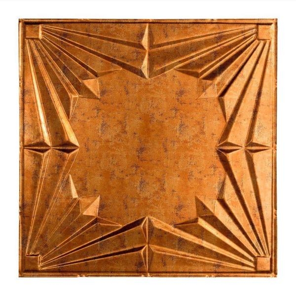 Fasade Art Deco - 2 Ft. X Lay-in Ceiling Tile In