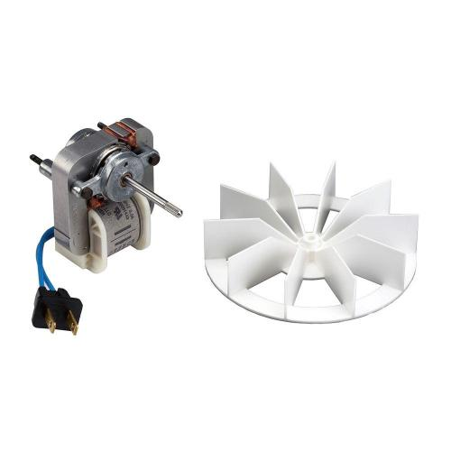 small resolution of broan replacement motor and impeller for 659 and 679 bathroom exhaust fans