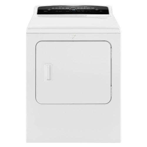 small resolution of whirlpool 7 0 cu ft 240 volt high efficiency white electric vented dryer