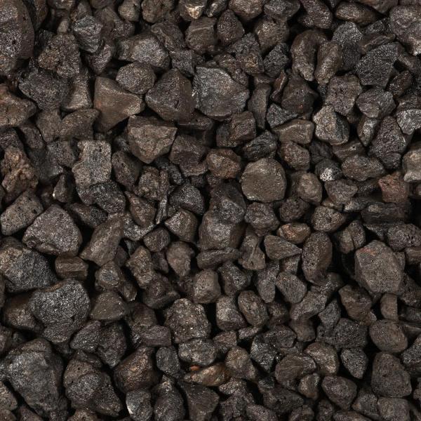 pavestone 0.5 cu. ft. black volcanic
