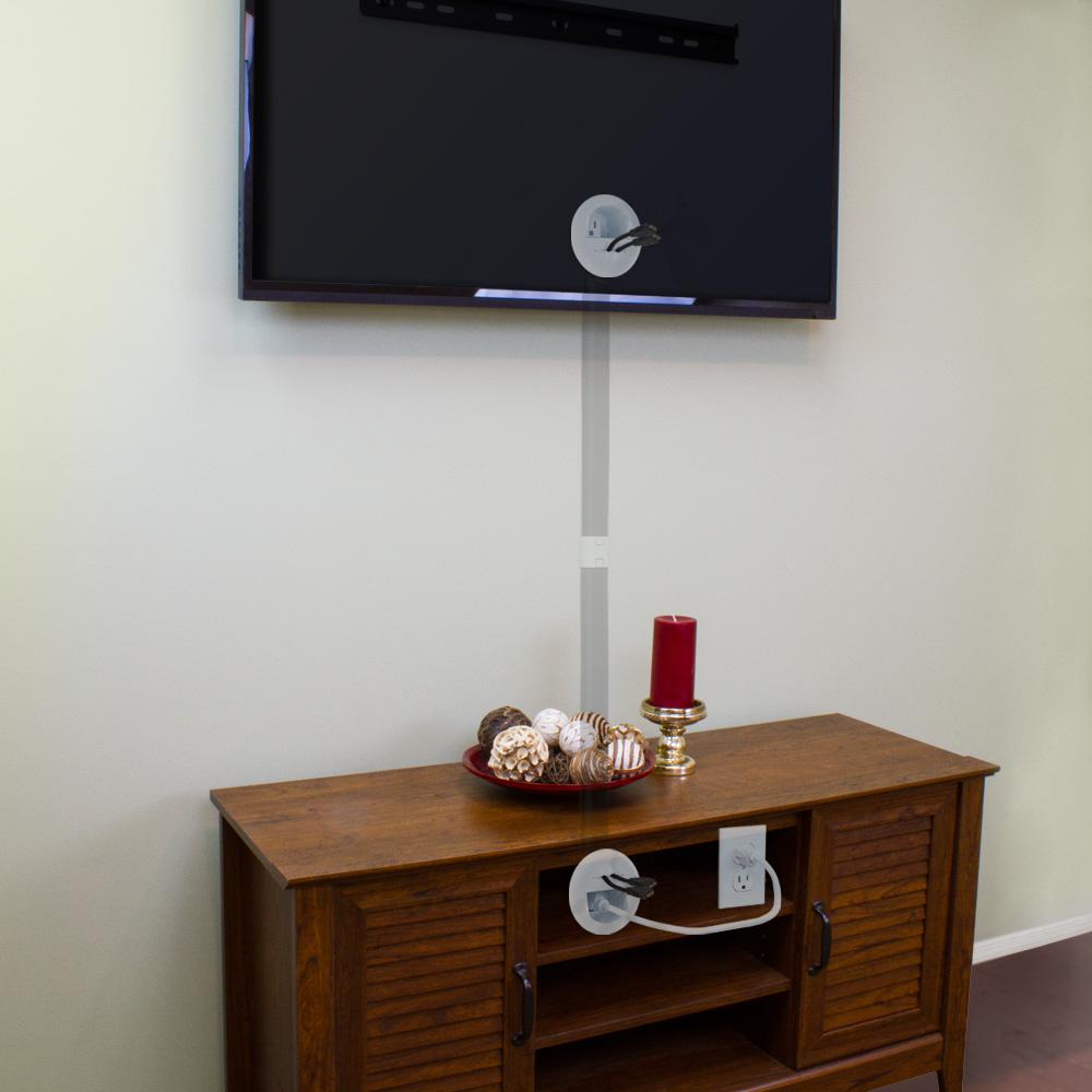 In Wall Wiring Kit For Tv Mount
