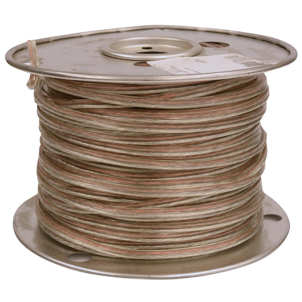 hight resolution of 14 2 clear stranded cu cl3 speaker wire