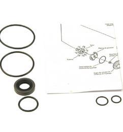 power steering pump seal kit [ 1000 x 1000 Pixel ]