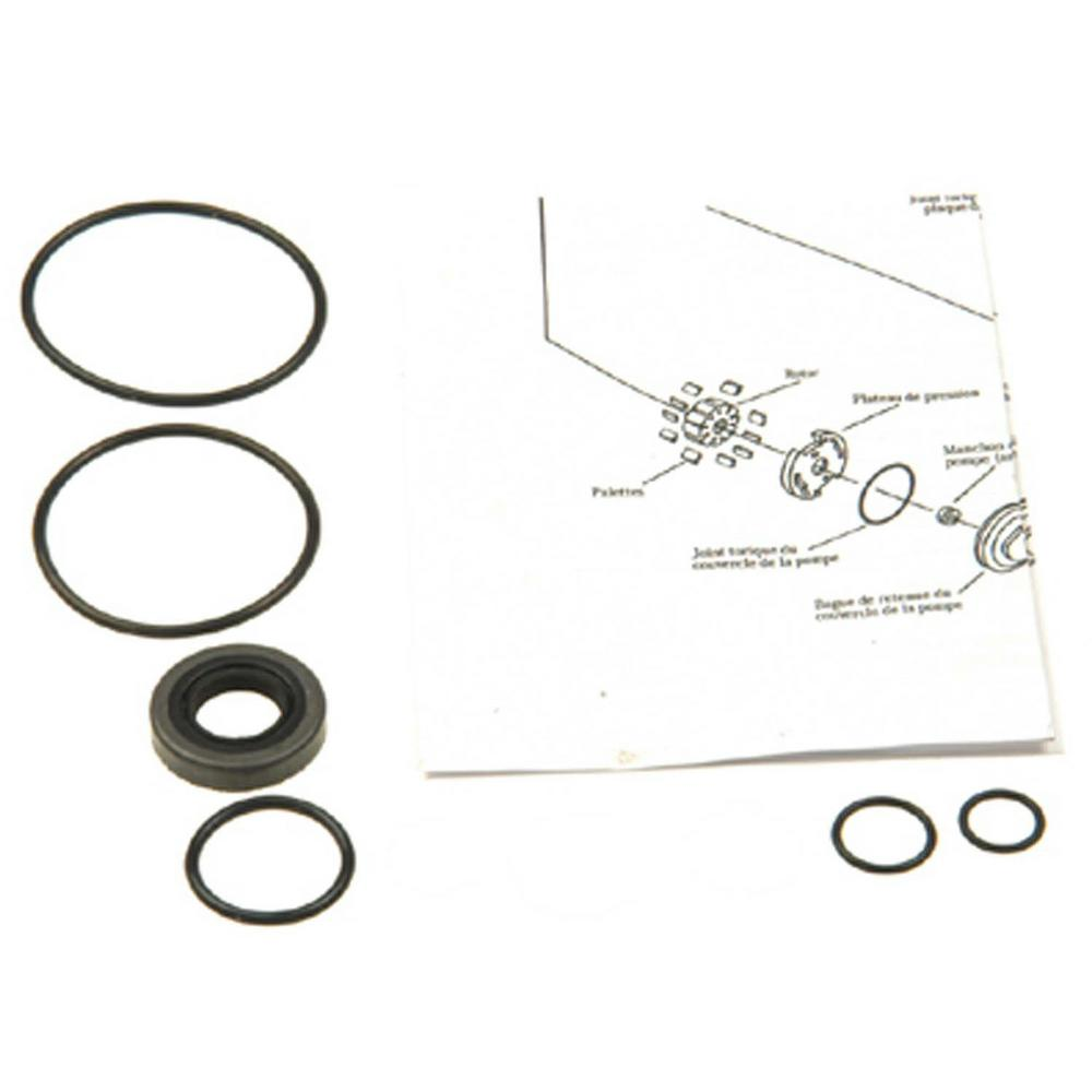 medium resolution of power steering pump seal kit