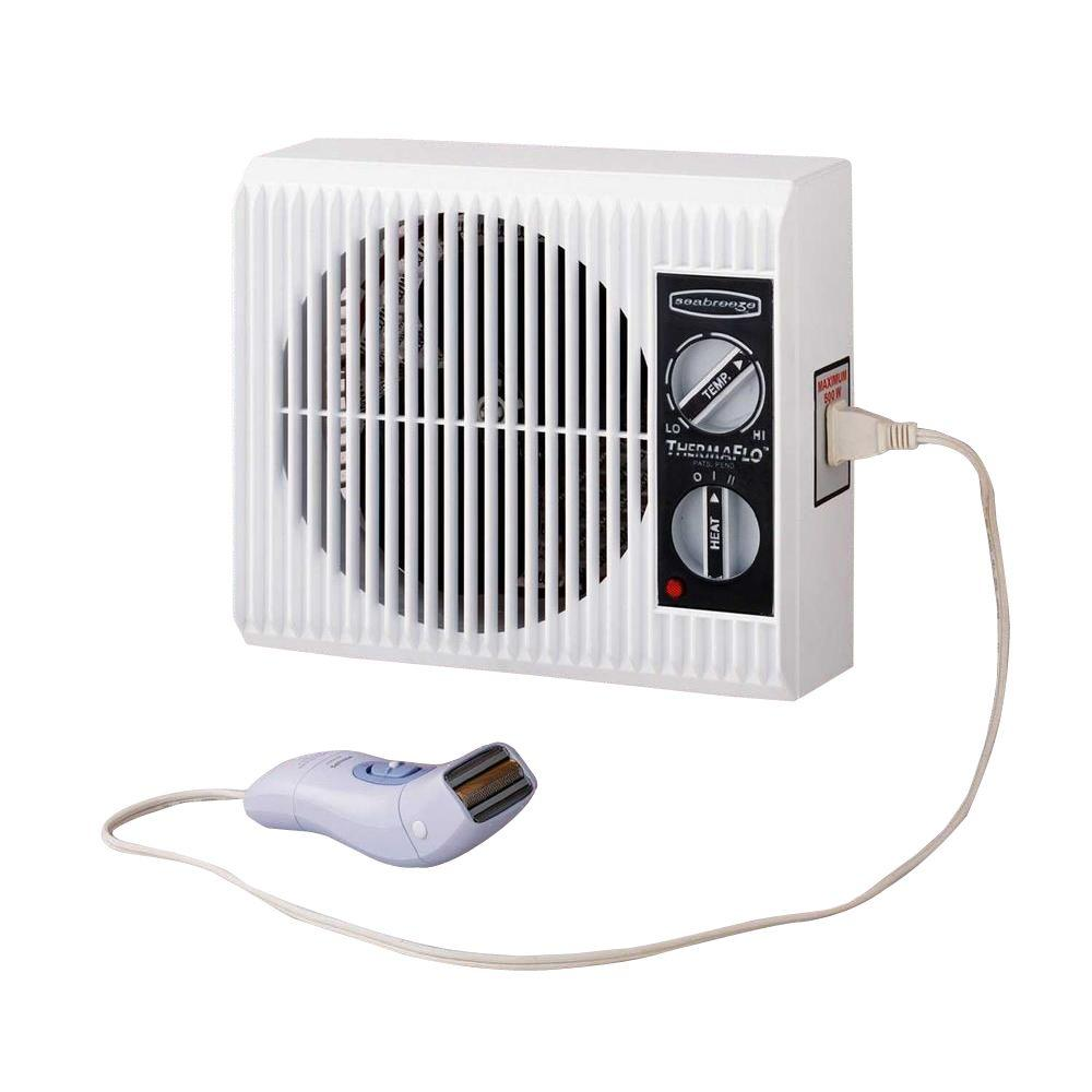 Bathroom Electrical Outlet Seabreeze Off The Wall 1500 Watt Electric Portable Heater