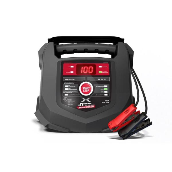 Schumacher Battery Charger 6 12 Volt