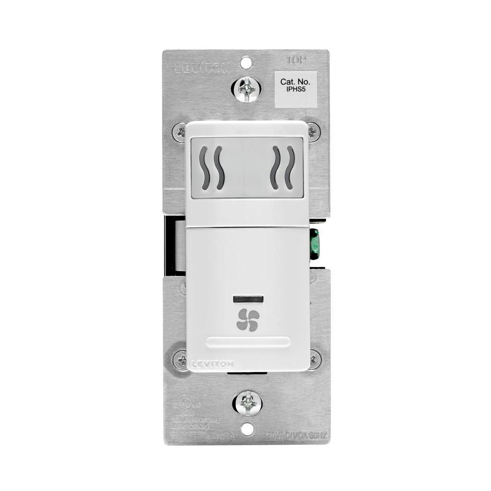 medium resolution of 5 amp humidity sensor fan speed control white