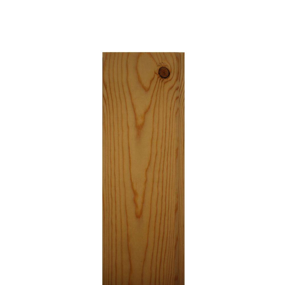 1 in. x 4 in. x 6 ft. Clear Vertical Grain Douglas Fir