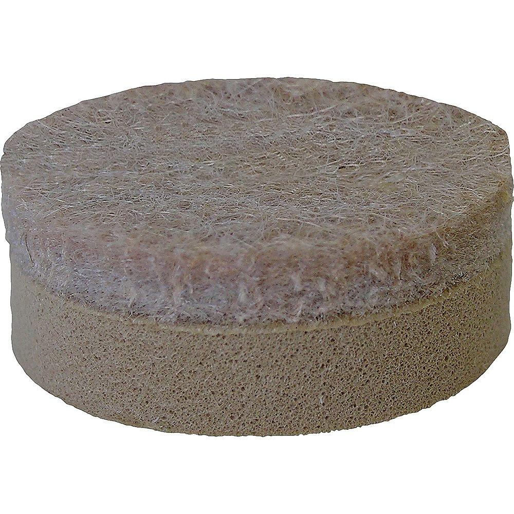chair felt pads covers wedding hire essex everbilt 1 in self leveling adhesive 8 per pack 49915