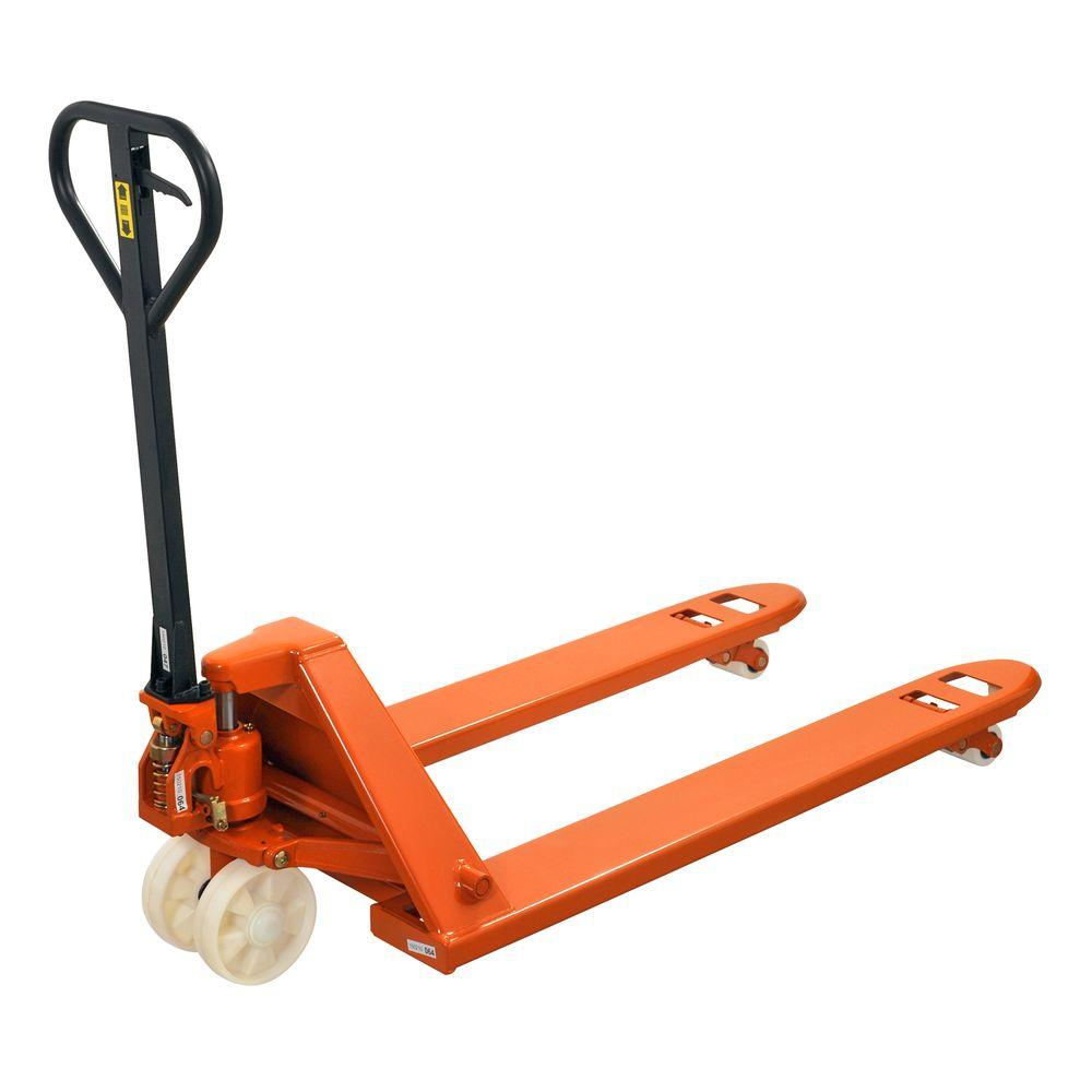hight resolution of hand pallet truck