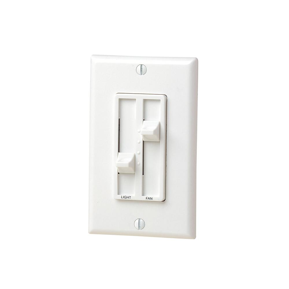 hight resolution of leviton sureslide 1 5 amp 300 watt dual quiet fan speed control and dimmer single