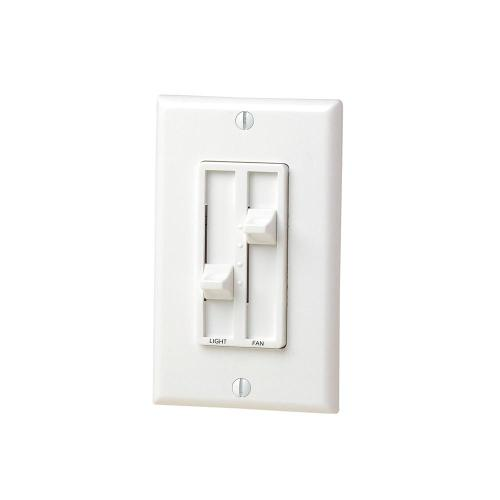 small resolution of leviton sureslide 1 5 amp 300 watt dual quiet fan speed control and dimmer single