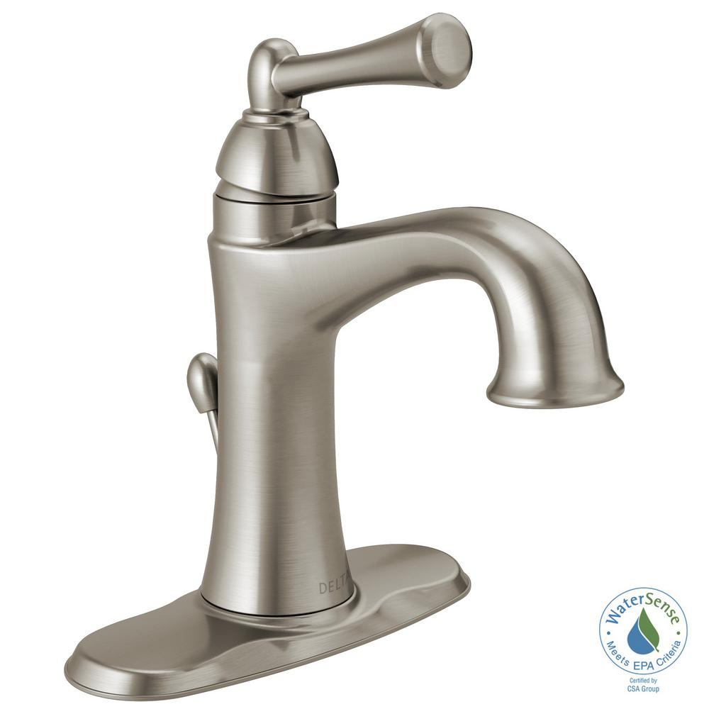 Delta Shower Brushed Nickel Faucet Shower Brushed Nickel