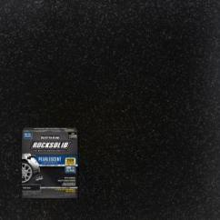 Home Depot Living Room Rugs Small Apartment Decor Rust-oleum Rocksolid 76 Oz. Pearlescent Pearl Black Garage ...