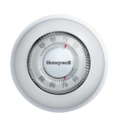 honeywell round mechanical thermostat heat only [ 1000 x 1000 Pixel ]