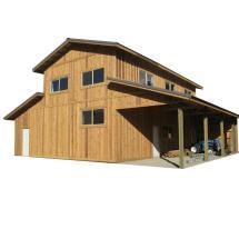 Wood Garage Kits Home Depot