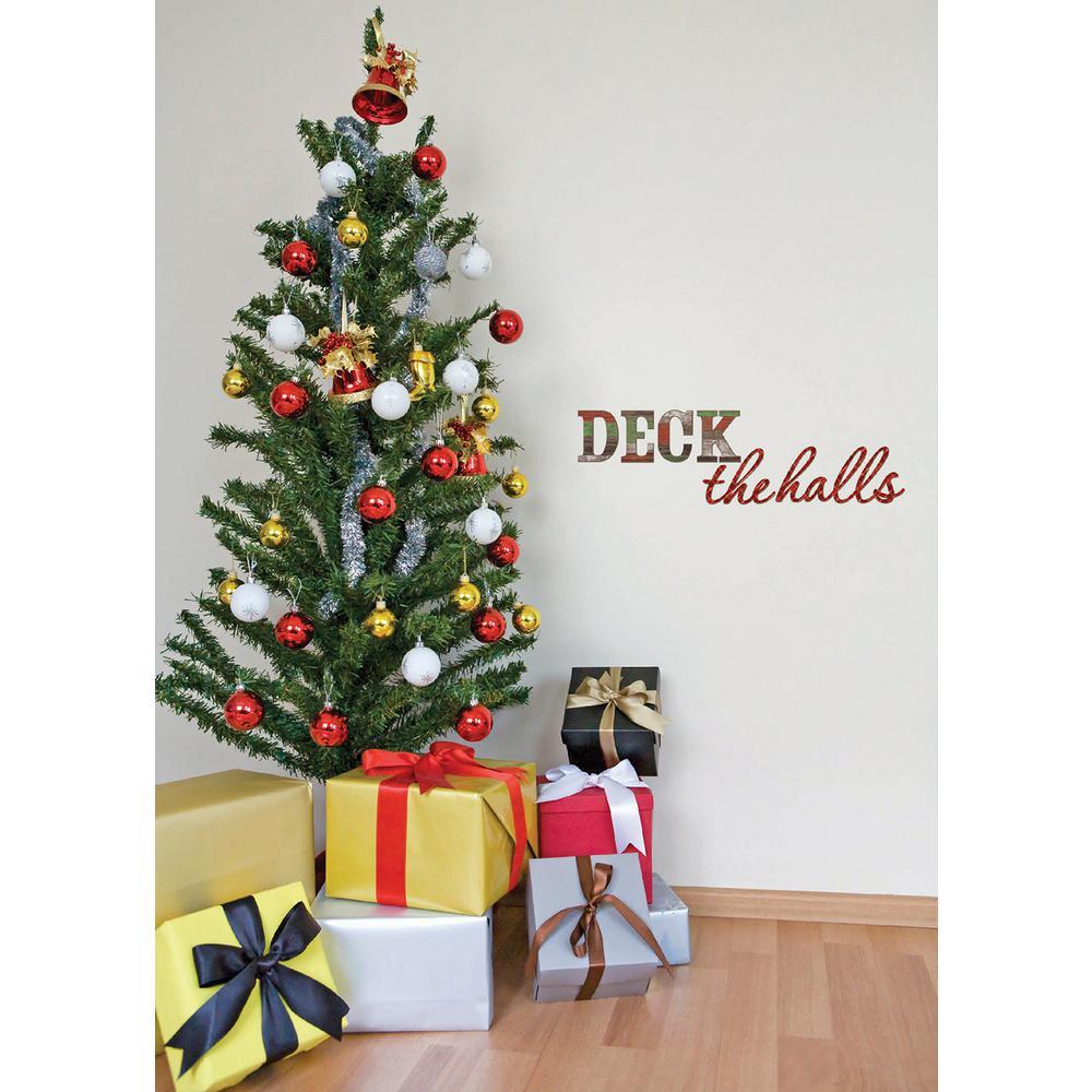 Window Christmas Decorations Indoor