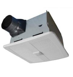 sterling universal series 80 140 cfm multi speed bathroom exhaust fan dc motor [ 1000 x 1000 Pixel ]