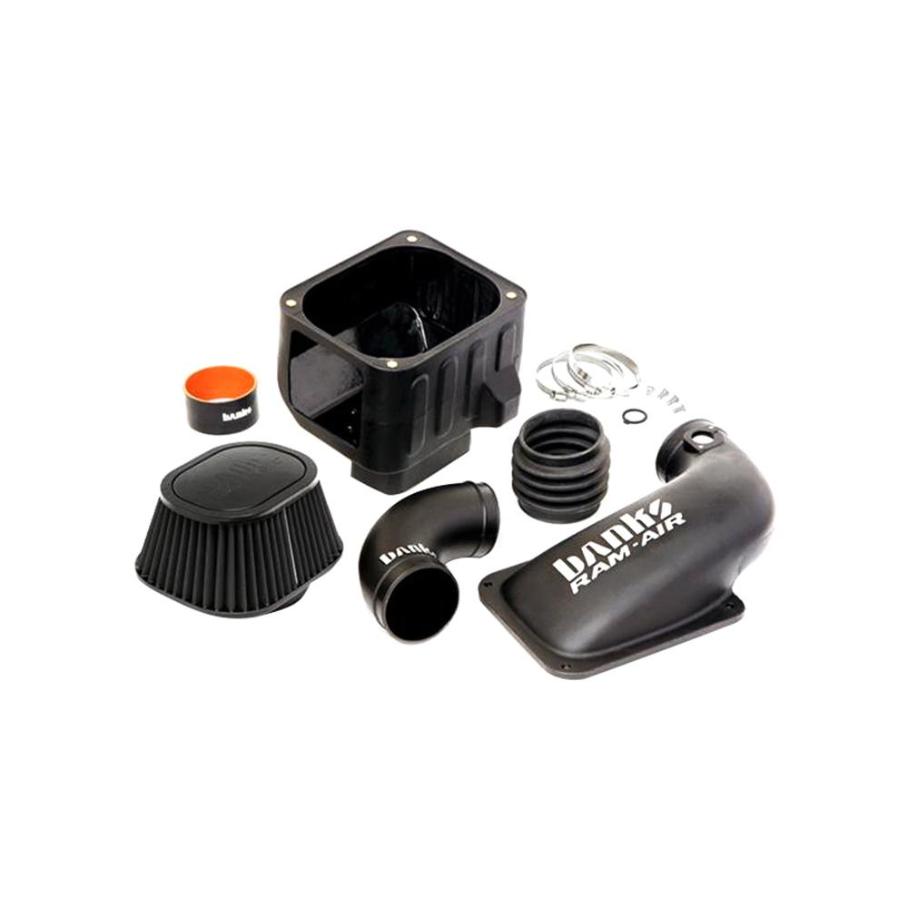 hight resolution of ram air intake system with dry filter for 2011 2012 chevrolet gmc 6 6 l duramax diesel