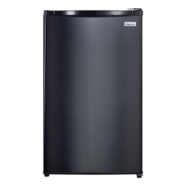 Magic Chef 4.4 Cu. Ft. Mini Refrigerator In Black-hmbr440be - Home Depot